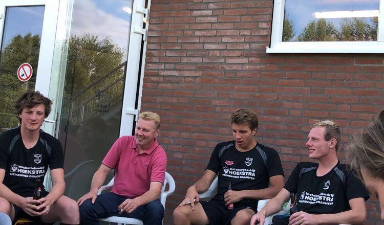 Trainingsweekend 2018-2019 VV Mildam